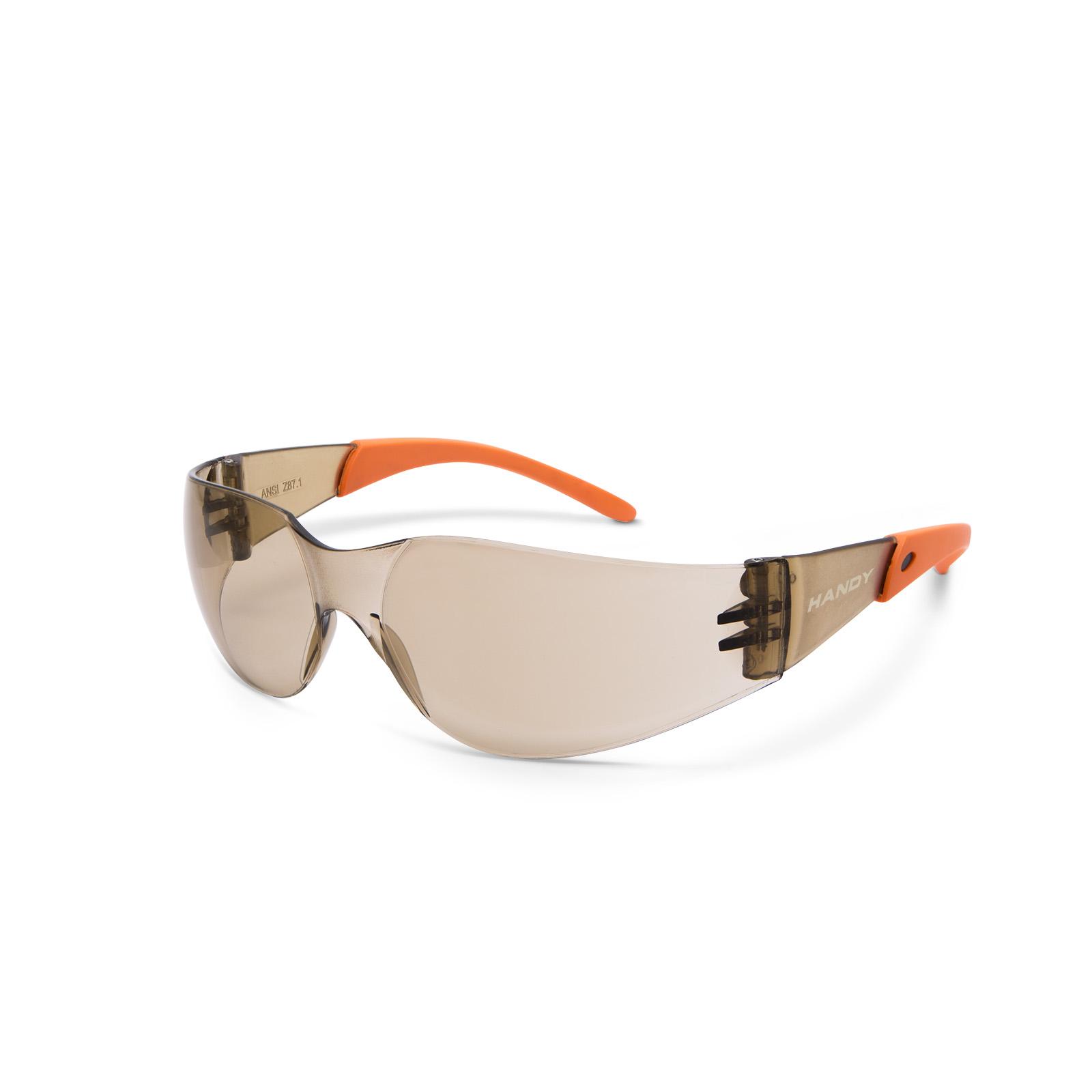 Profesionálne ochranné okuliare s UV filtrom amber 423624cac41