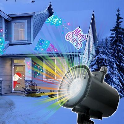 Top výrobky  LED svetelný projektor s 10 projekčnými kartami e58b4d3cdb4