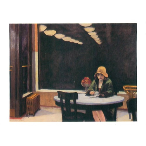 Educa Edward Hopper, Automat 1927 puzzle, 500 ks